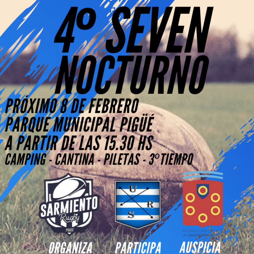 4º Rugby Seven Nocturno